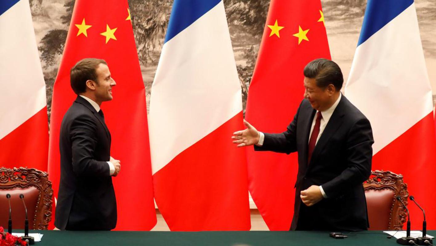 China levantará el embargo sobre la carne vacuna francesa en seis meses