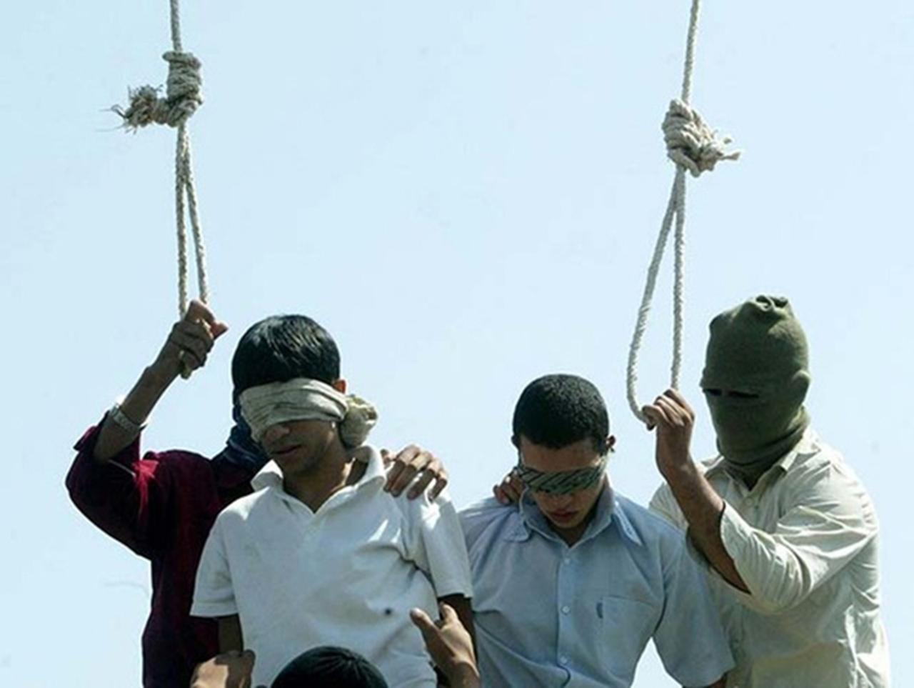 Cinco personas ejecutadas en Egipto