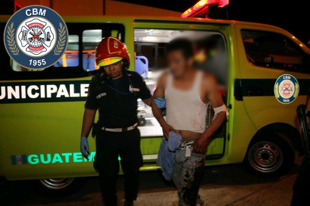 Hechos de violencia durante el 1 de enero reportados por cuerpos de socorro