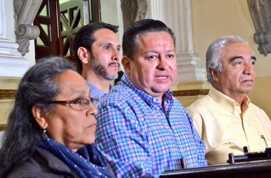 Frente Parlamentario por la Transparencia y la Democracia cicig