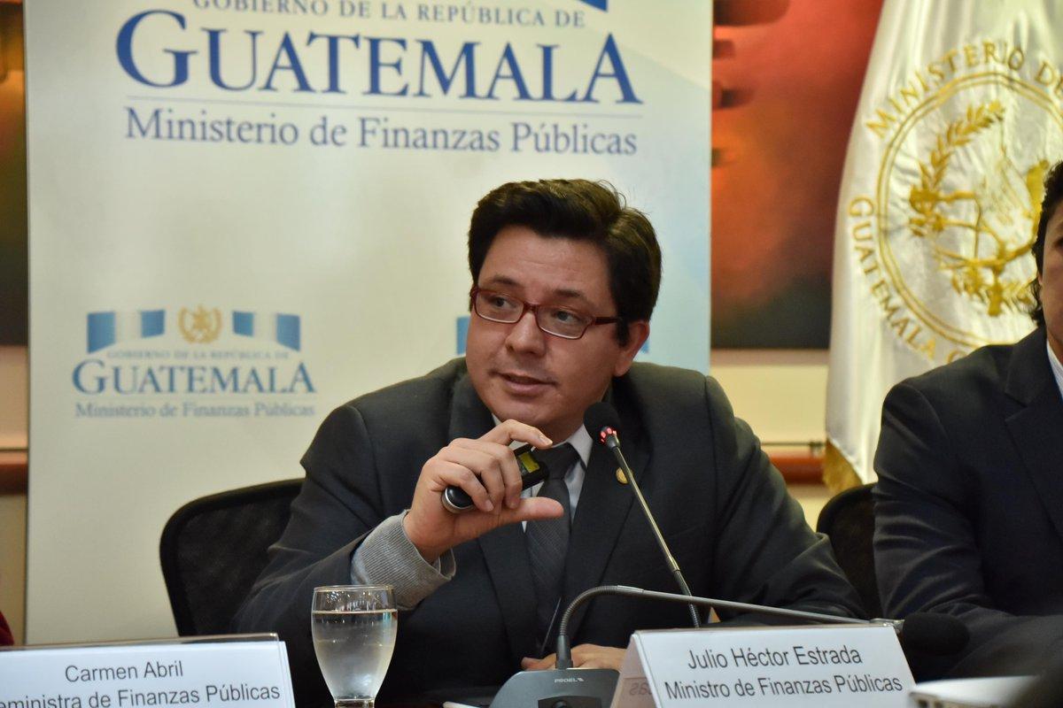 Ministro Julio Héctor Estrada EU Guatemala Emisoras Unidas
