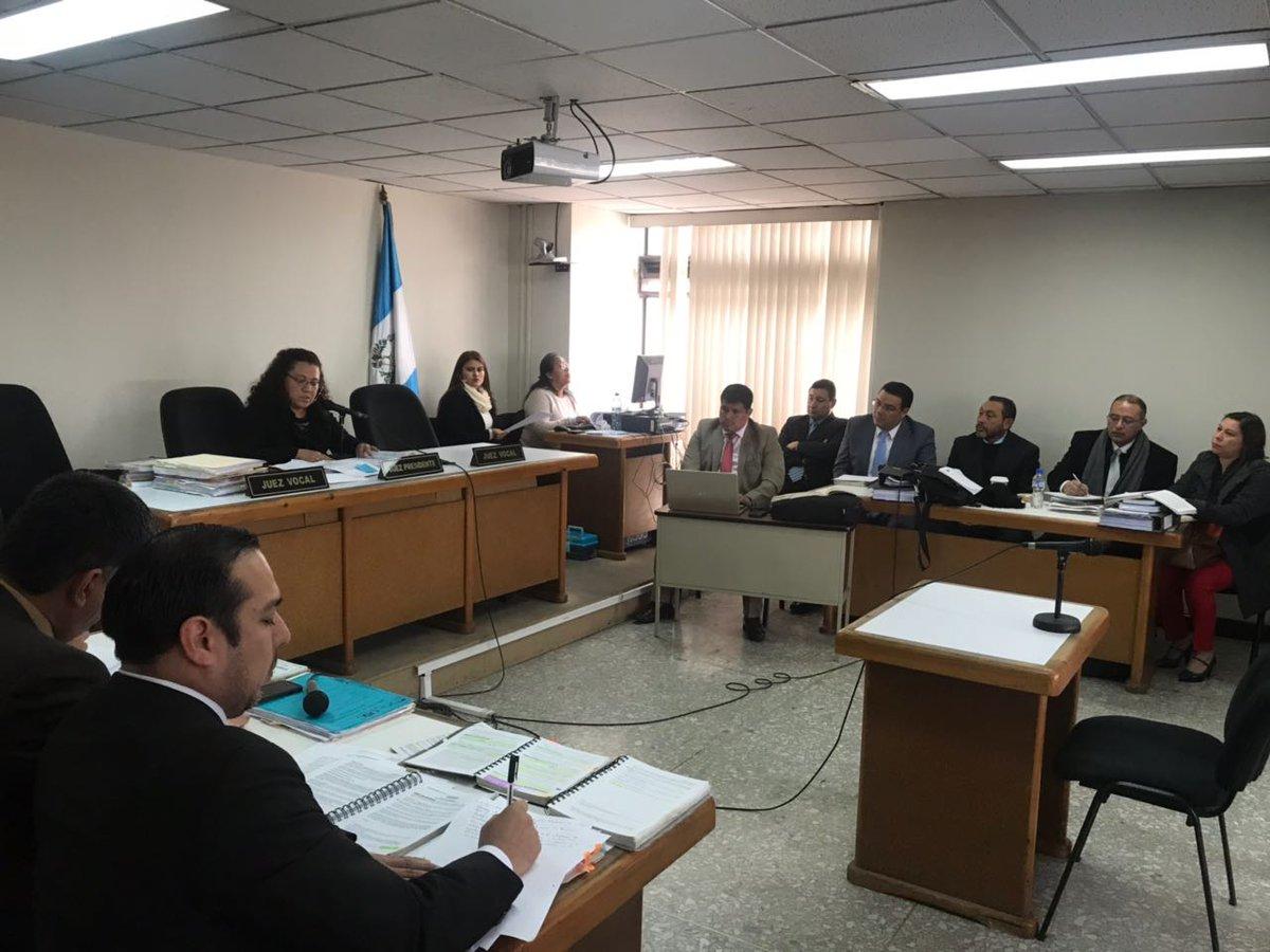 Caso Blindados EU Emisoras unidas Guatemala