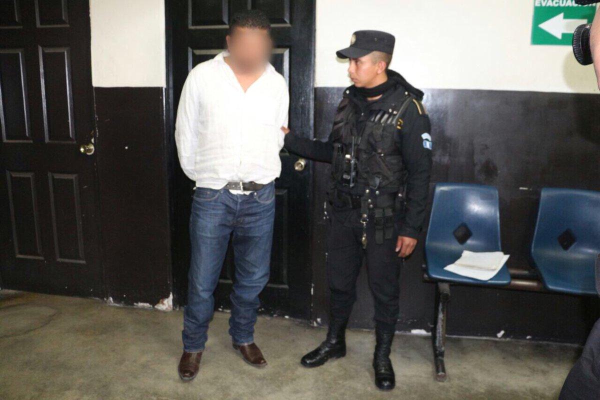 Captura por amenaza a mujeres EU Emisoras Unidas Guatemala