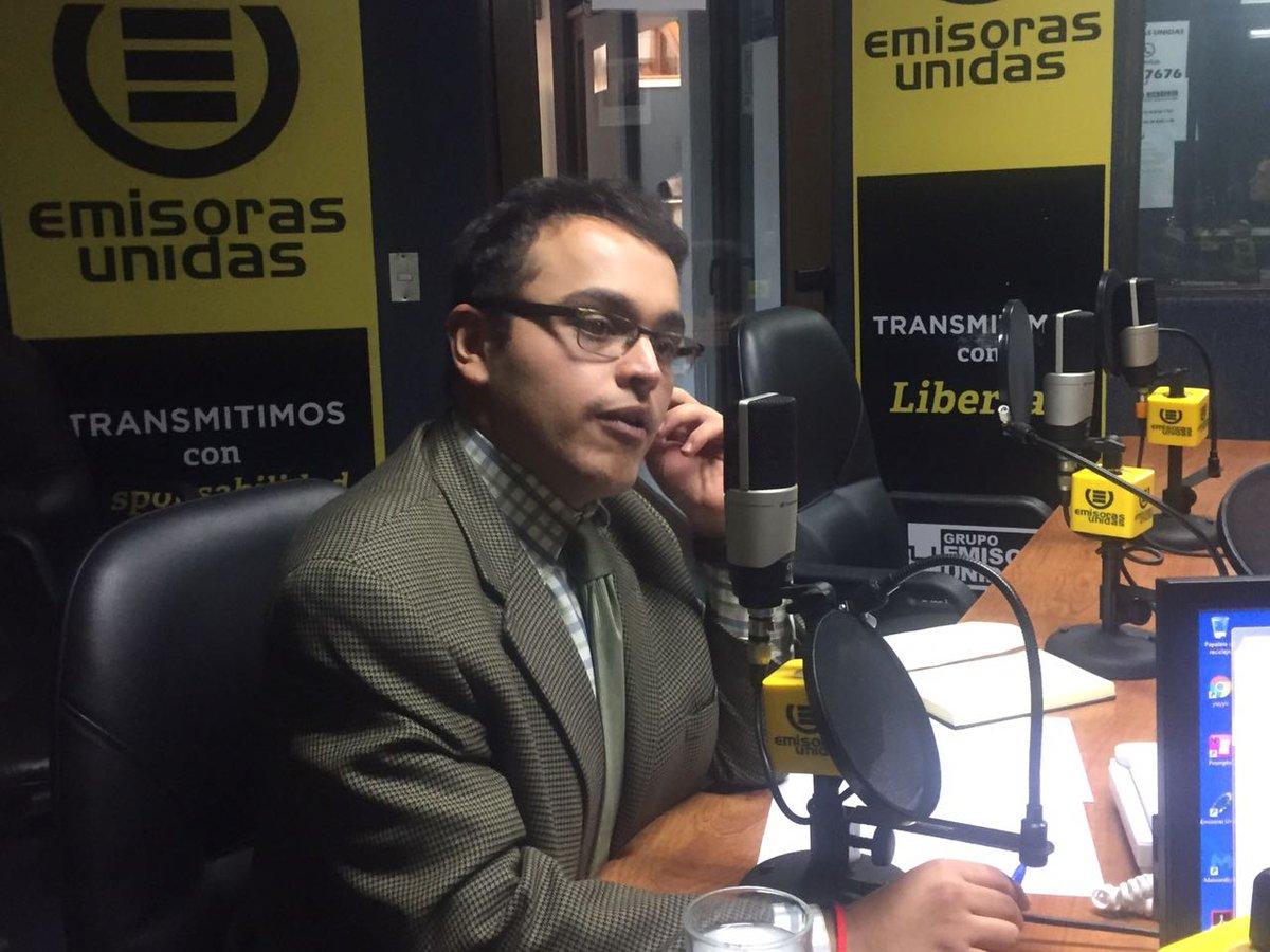 Emilio Ruiz de Asíes EU Emisoras Unidas Guatemala