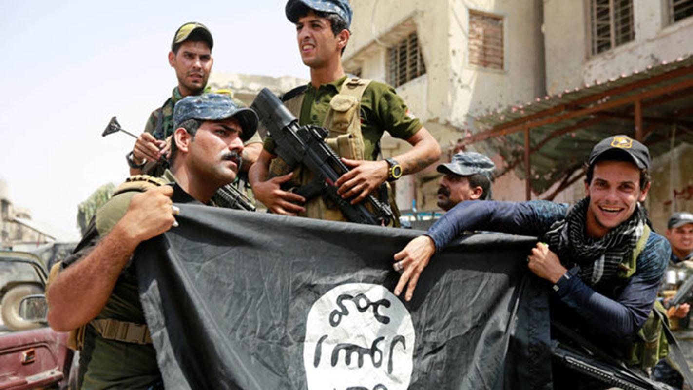 """El Estado Islámico una amenaza para Irak un mes después de la """"liberación"""""""