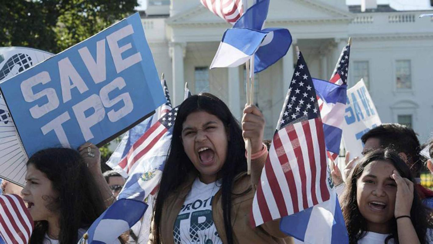 El Salvador agradece a EEUU los últimos 18 meses de TPS