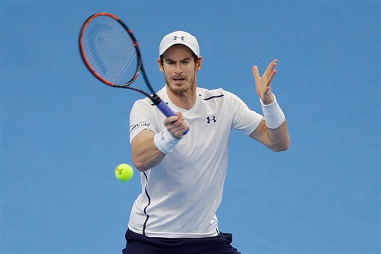El británico Andy Murray