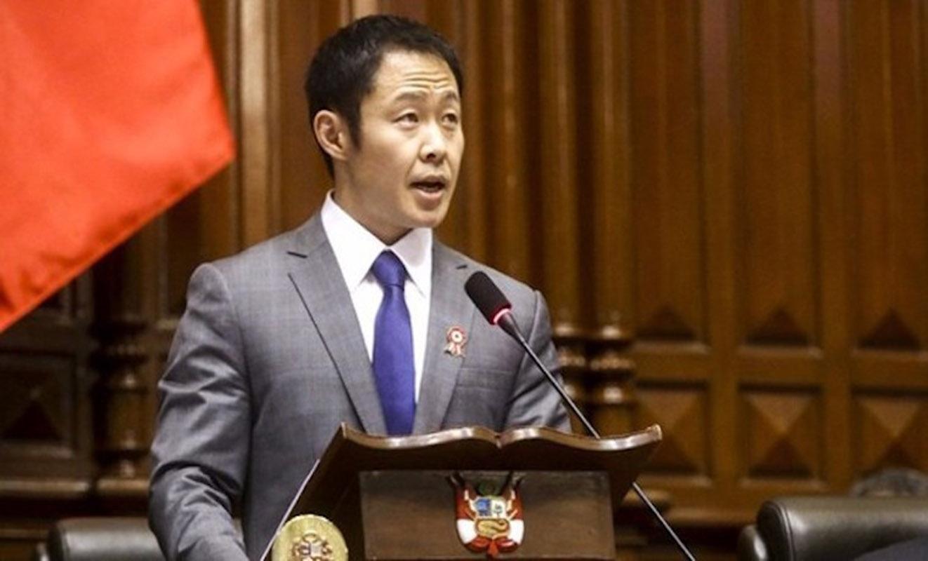 Fujimorismo expulsa a Kenji Fujimori por no apoyar destitución de Kuczynski