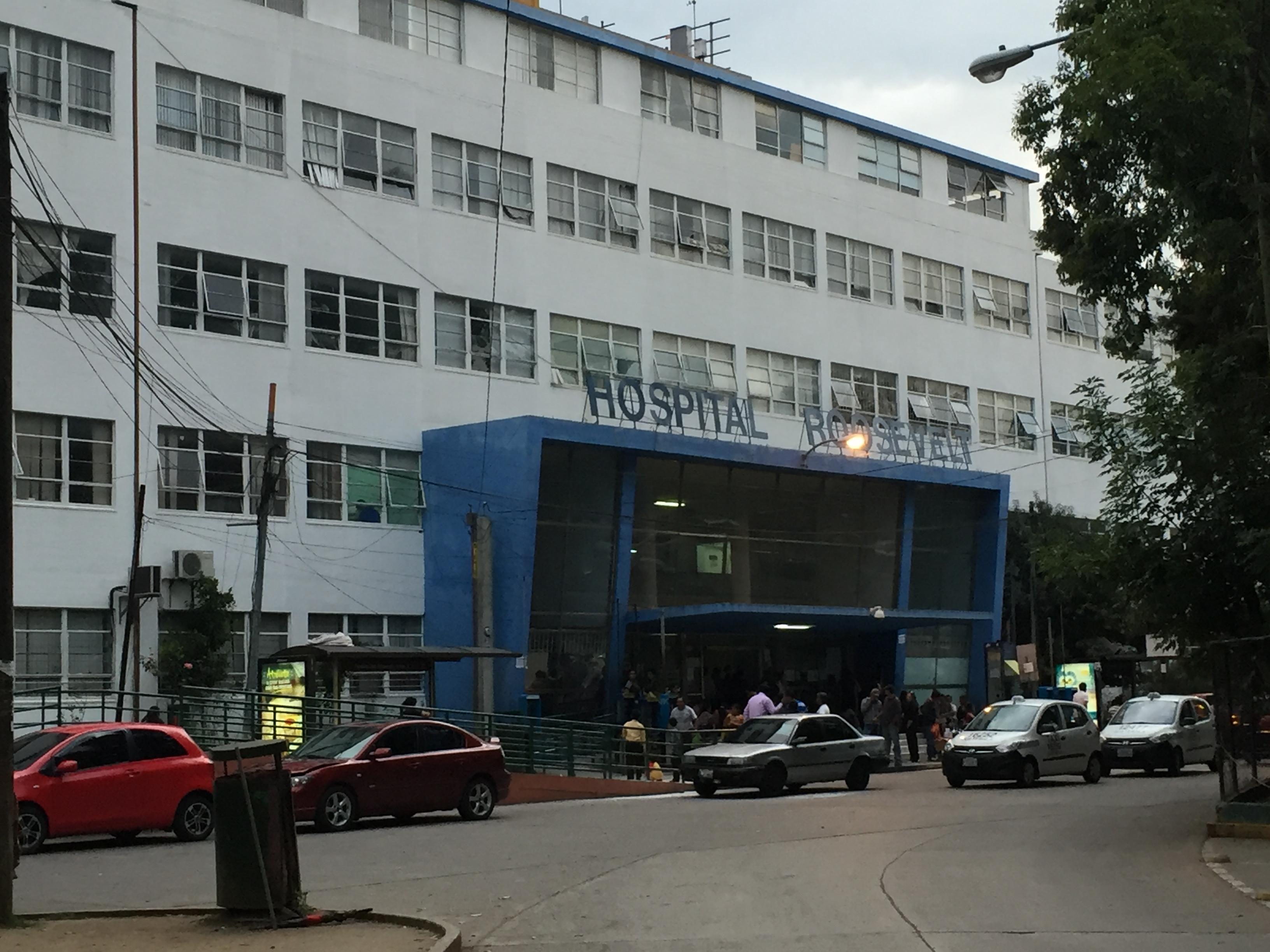 Atención de reos en hospitales EU Emisoras Unidas Guatemala