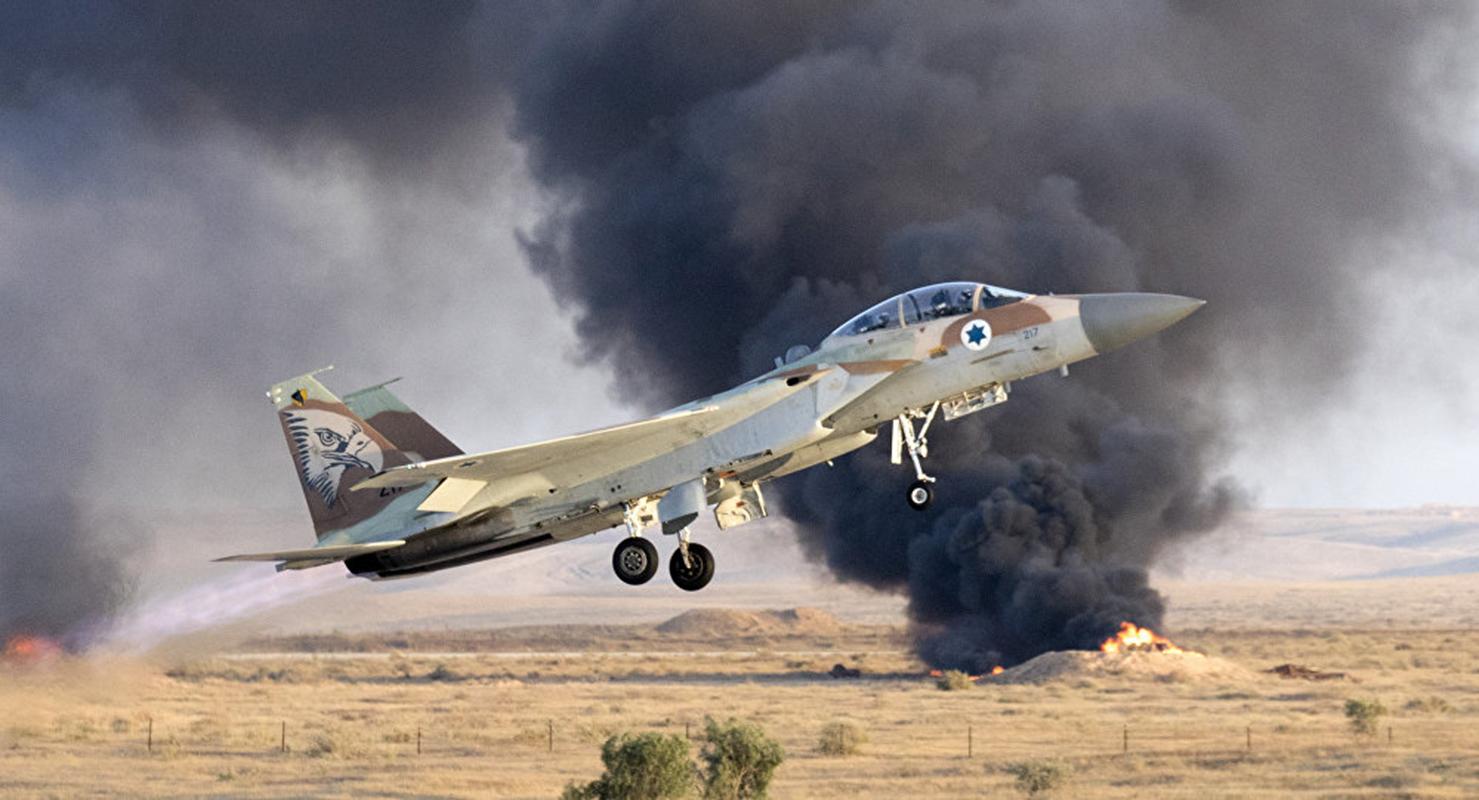 La aviación israelí bombardea objetivos en Siria