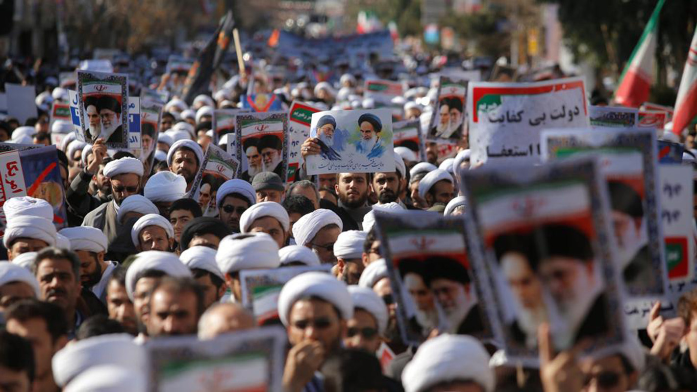 Las protestas han sacudido Irán