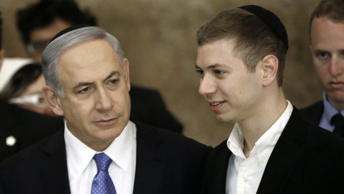 Netanyahu en apuros por palabras de su hijo al salir de un club nocturno