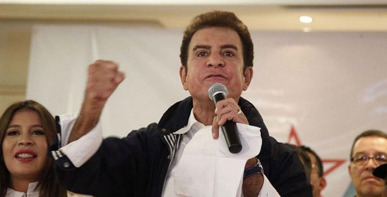 Salvador Nasralla llama pandilleros y vagos a 128 diputados del Parlamento hondureño