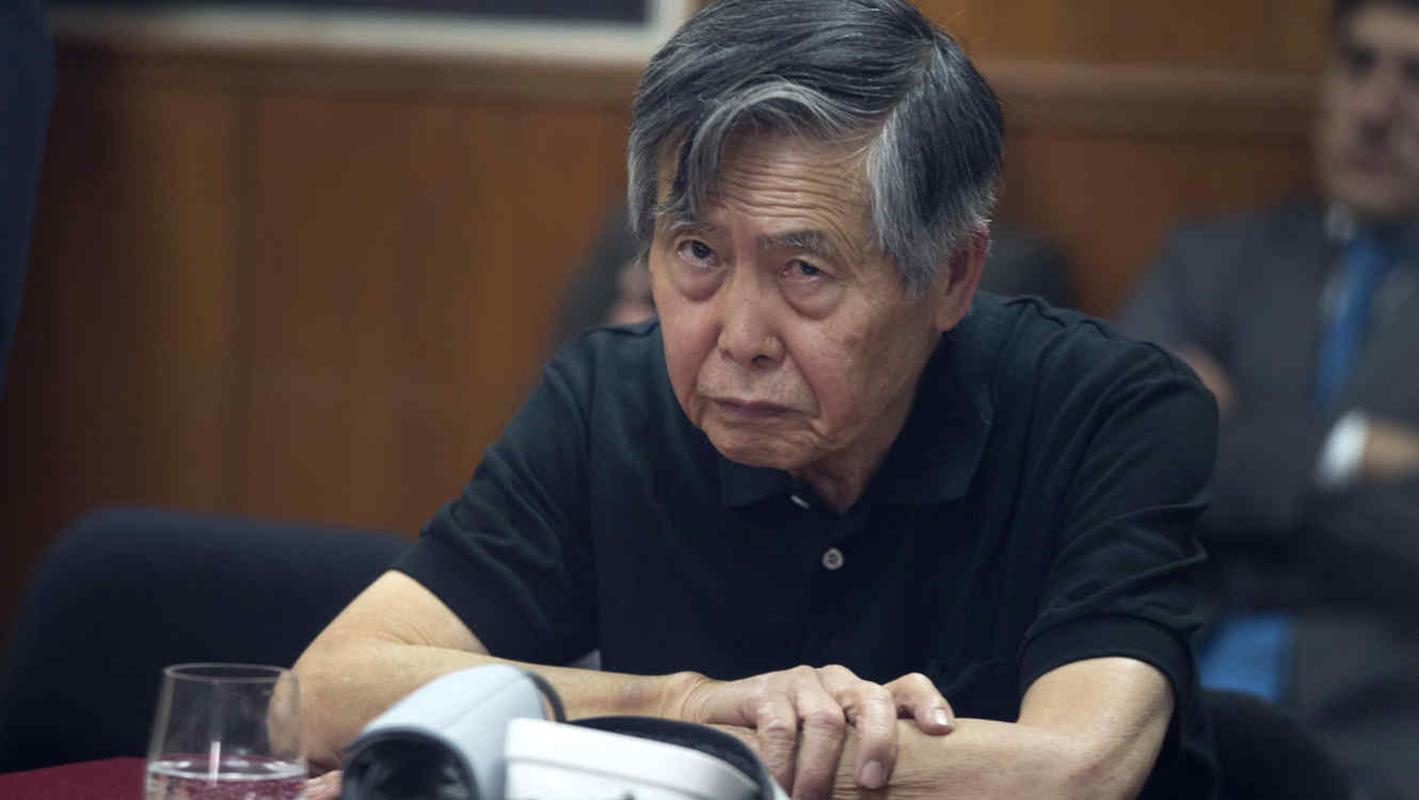 Tribunal supremo evalúa si Fujimori es excluido en proceso por matanza