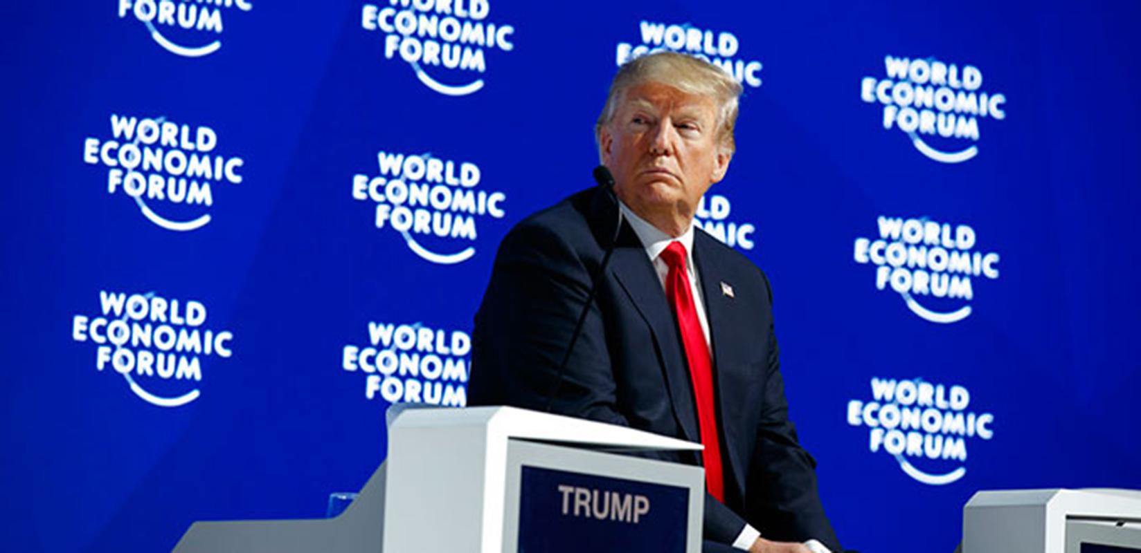 """Trump: """"Siempre pondré a EEUU primero, pero ello no quiere decir EEUU solo"""""""