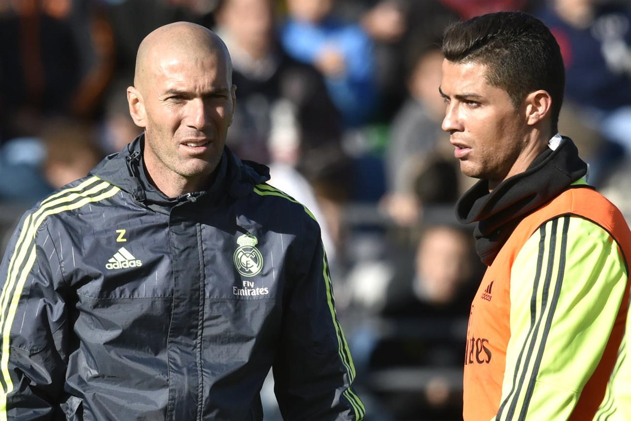 "Zidane no se imagina ""un Real Madrid sin Cristiano Ronaldo"""