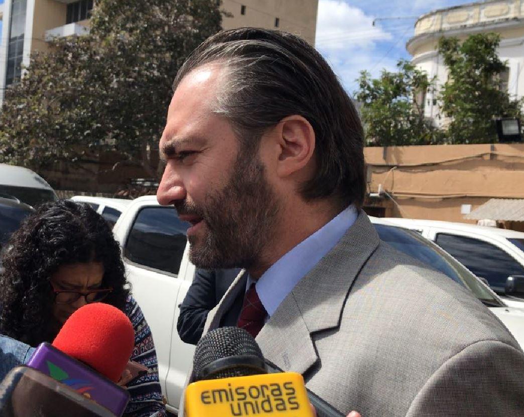 Acisclo Valladares Urruela EU Emisoras Unidas Guatemala