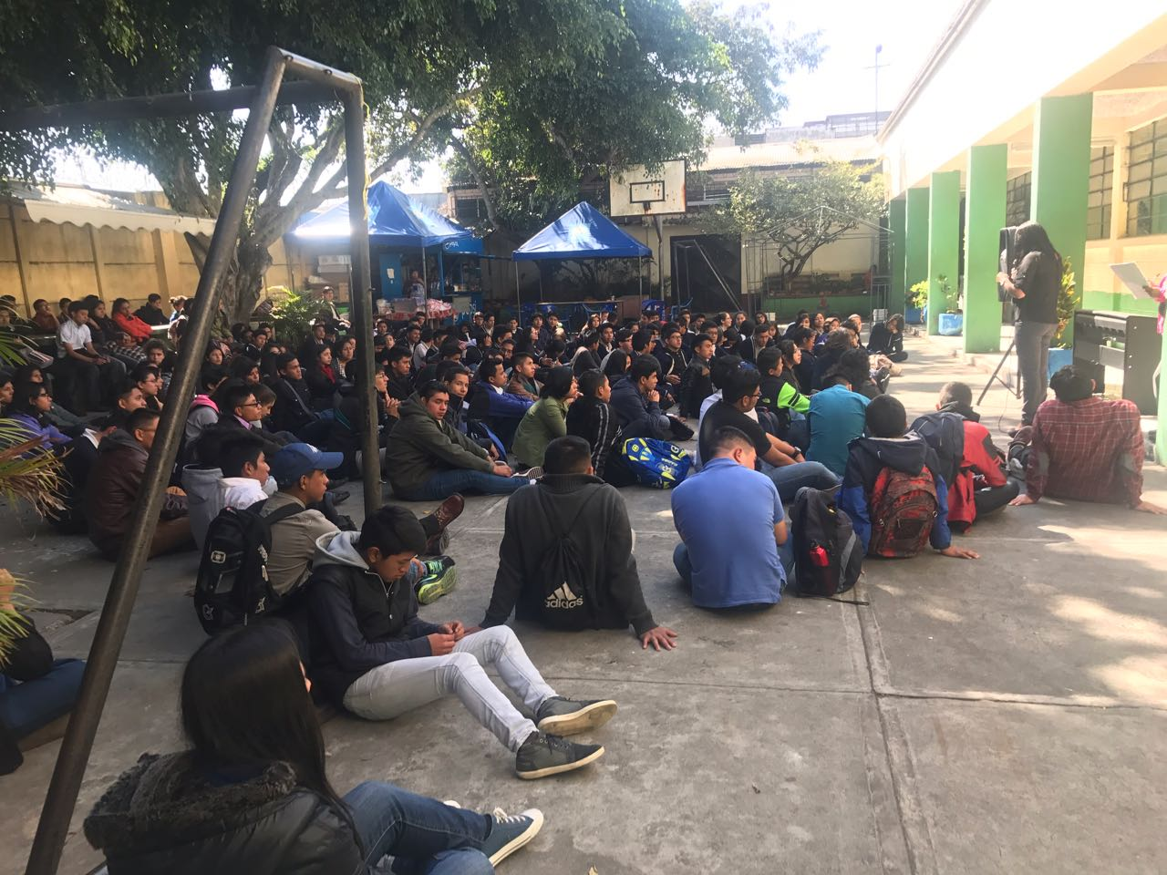 Ciclo escolar 2018 EU Emisoras Unidas Guatemala
