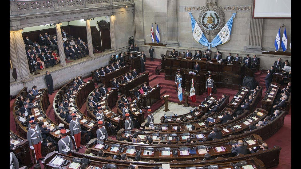 Congreso de la República EU Emisoras Unidas Guatemala