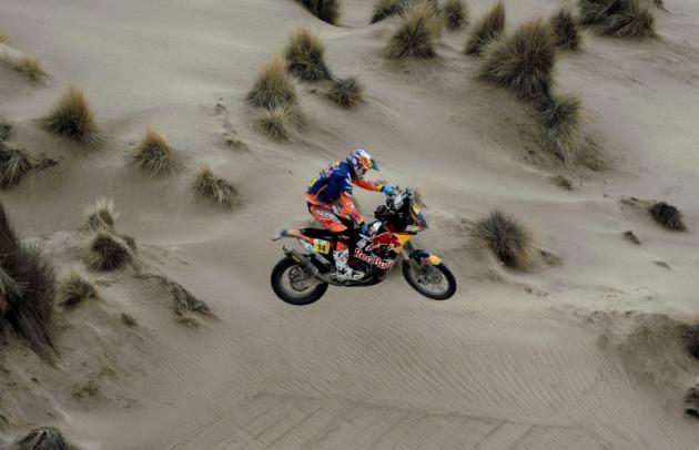 Rally Dakar 40 años de historia