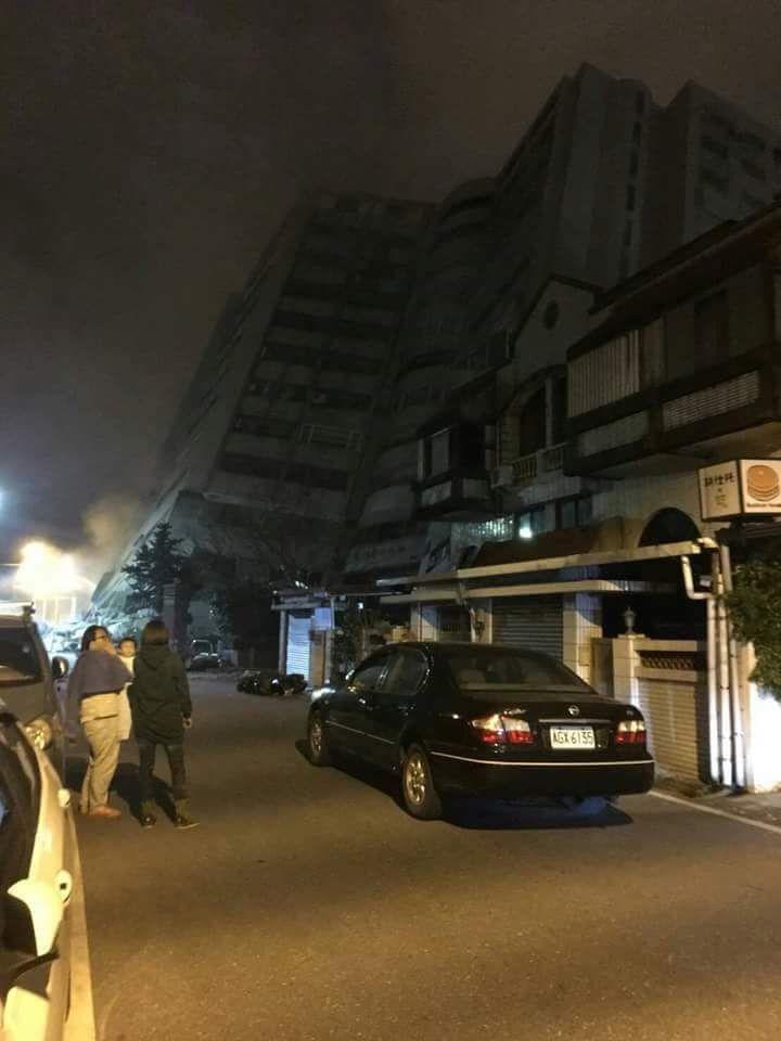 Terremoto Taiwán EU Emisoras Unidas Guatemala