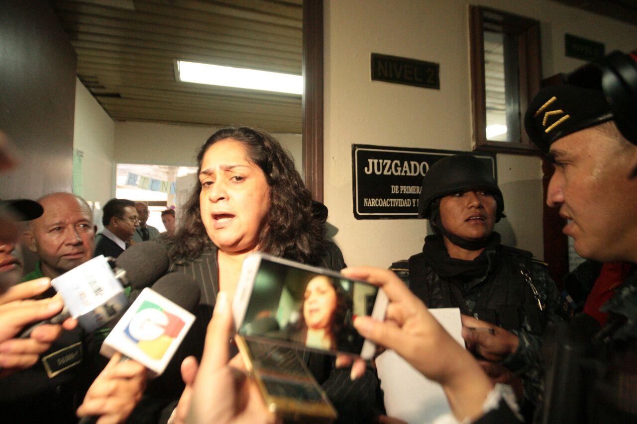 Jueza Jisela Reinoso EU Emisoras Unidas Guatemala