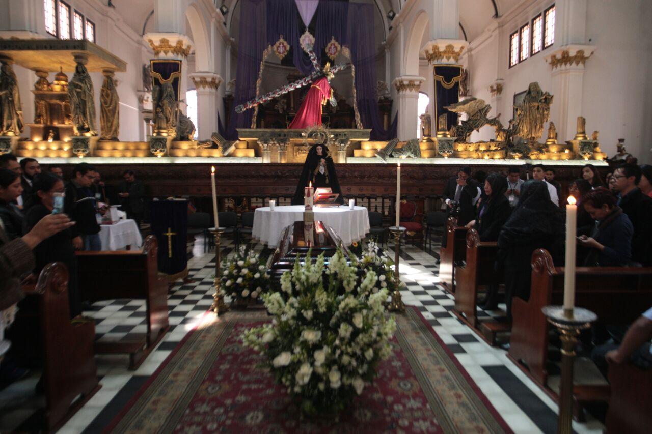 Honras Fúnebres de Oscar Julio Vian Morales EU Emisoras Unidas Guatemala