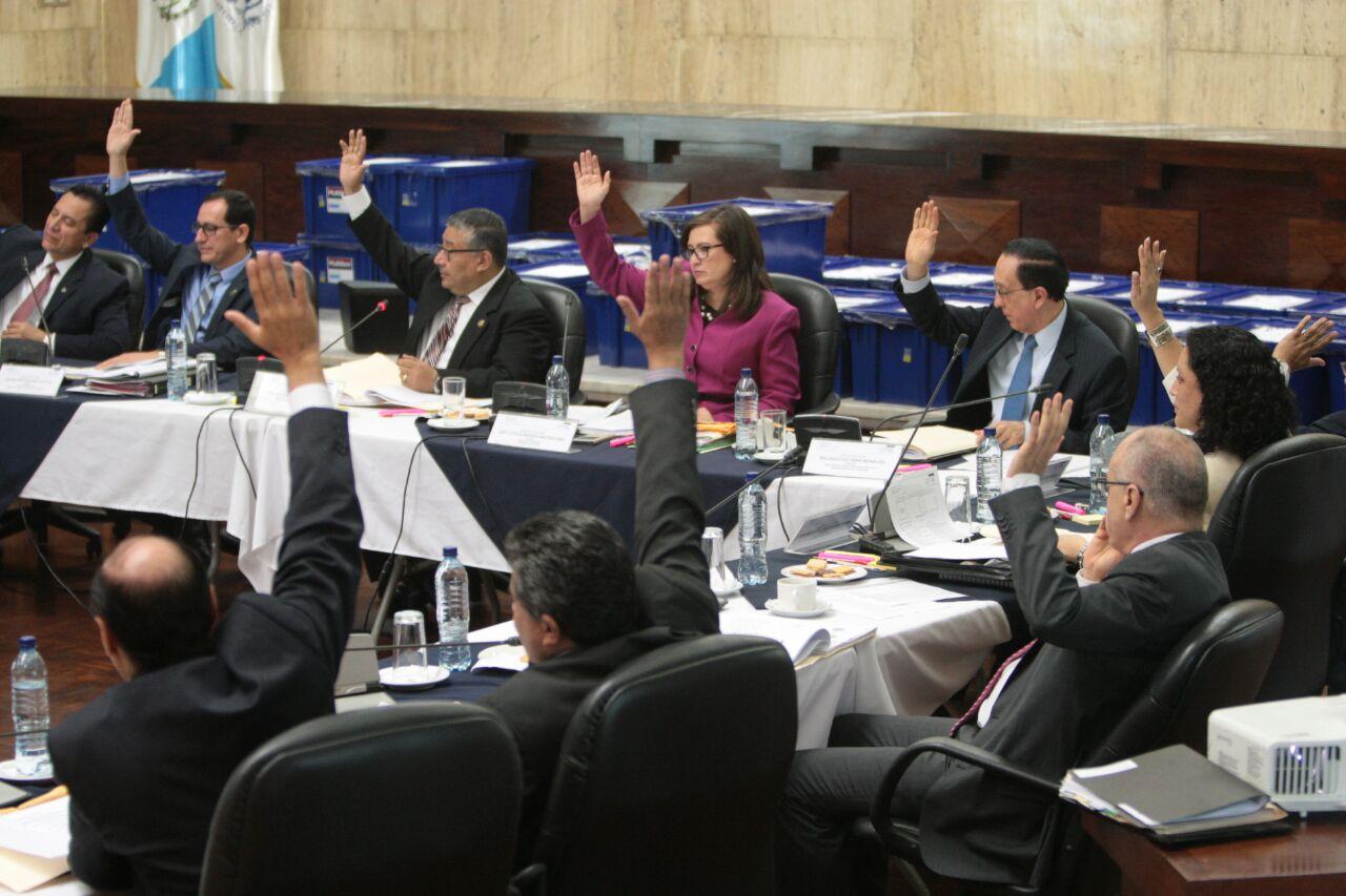 Postuladora a Fiscal General EU Emisoras Unidas Guatemala