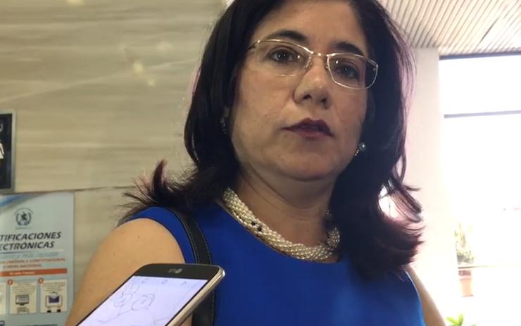 Claudia Escobar EU Emisoras Unidas