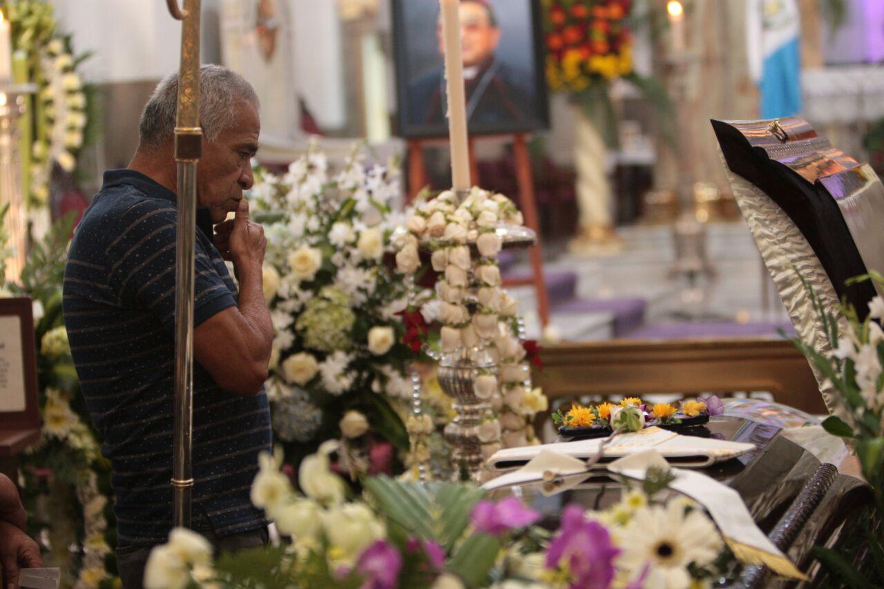 Arzobispo Vian Morales EU Emisoras Unidas Guatemala
