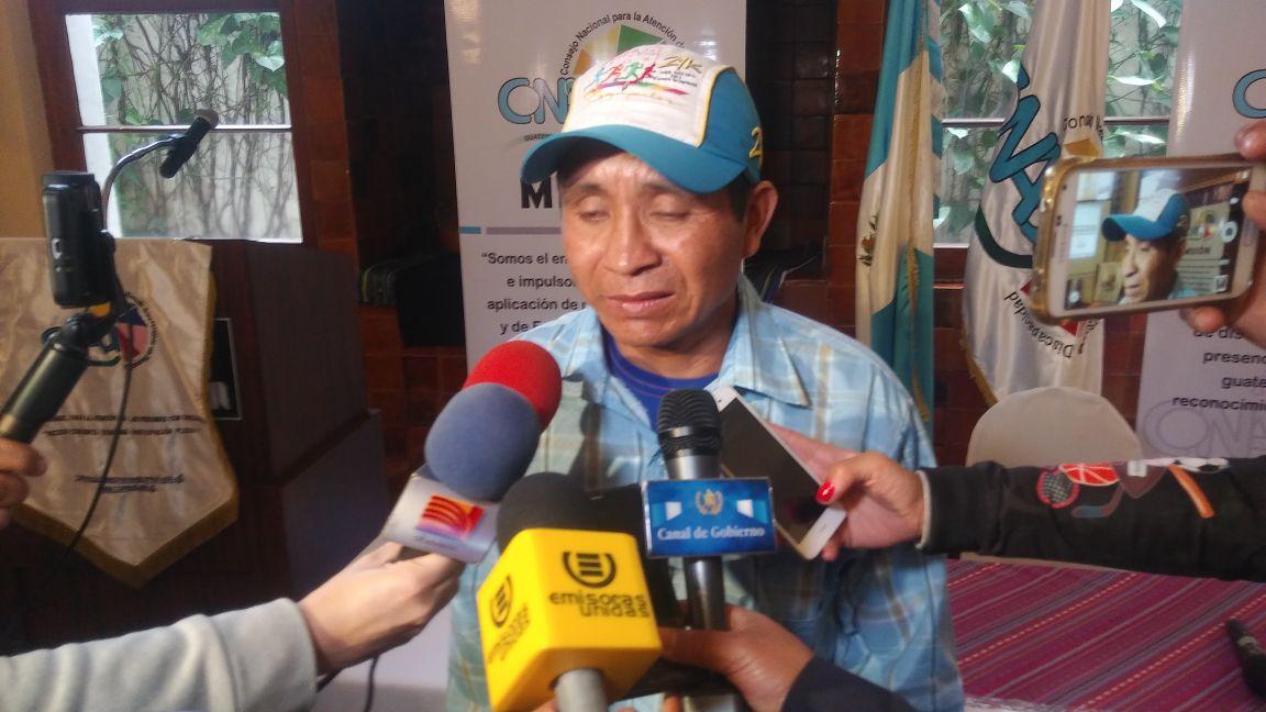Oscar Raxón EU Emisoras Unidas Guatemala
