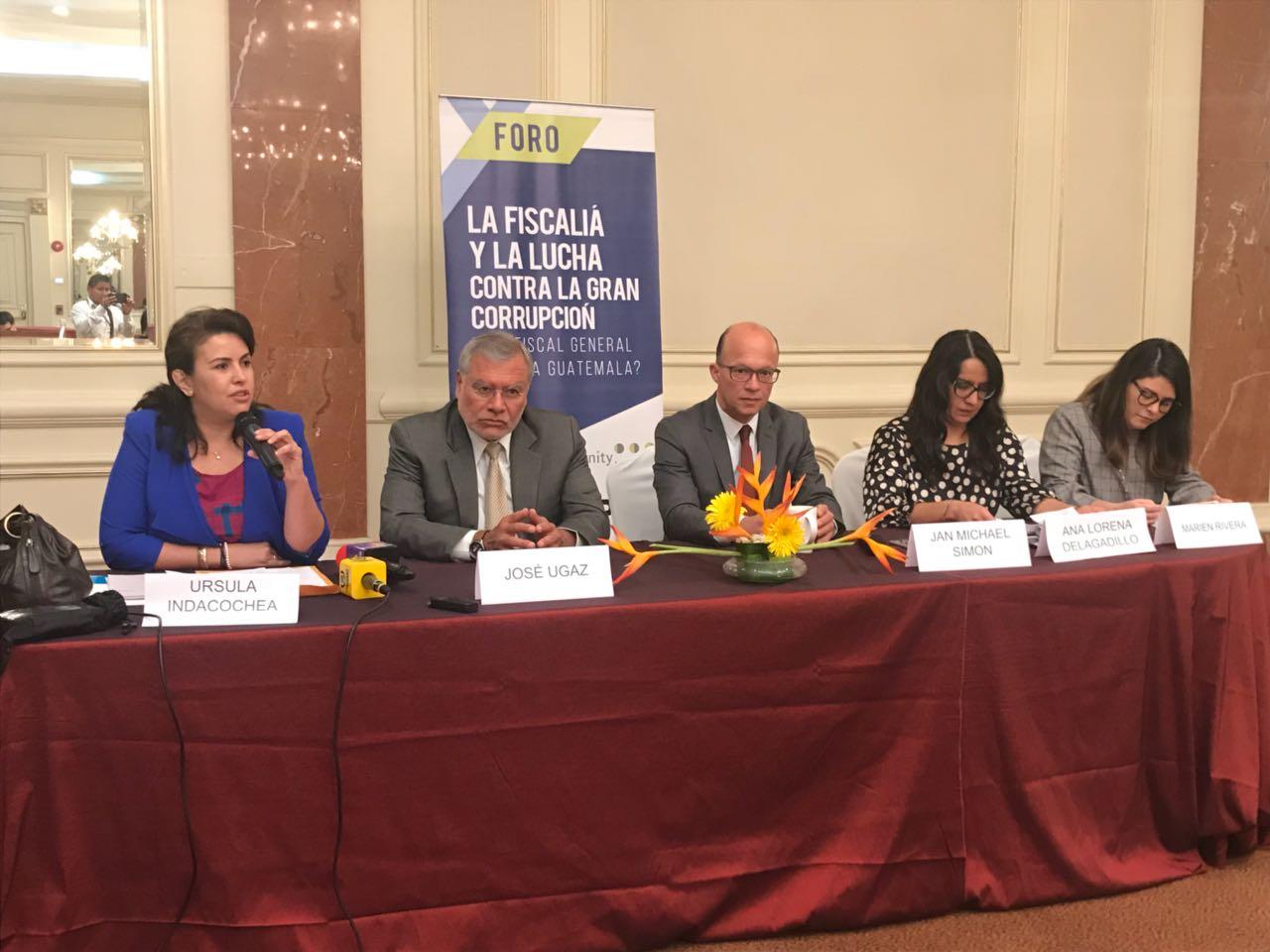 José Ugaz EU Emisoras Unidas Guatemala
