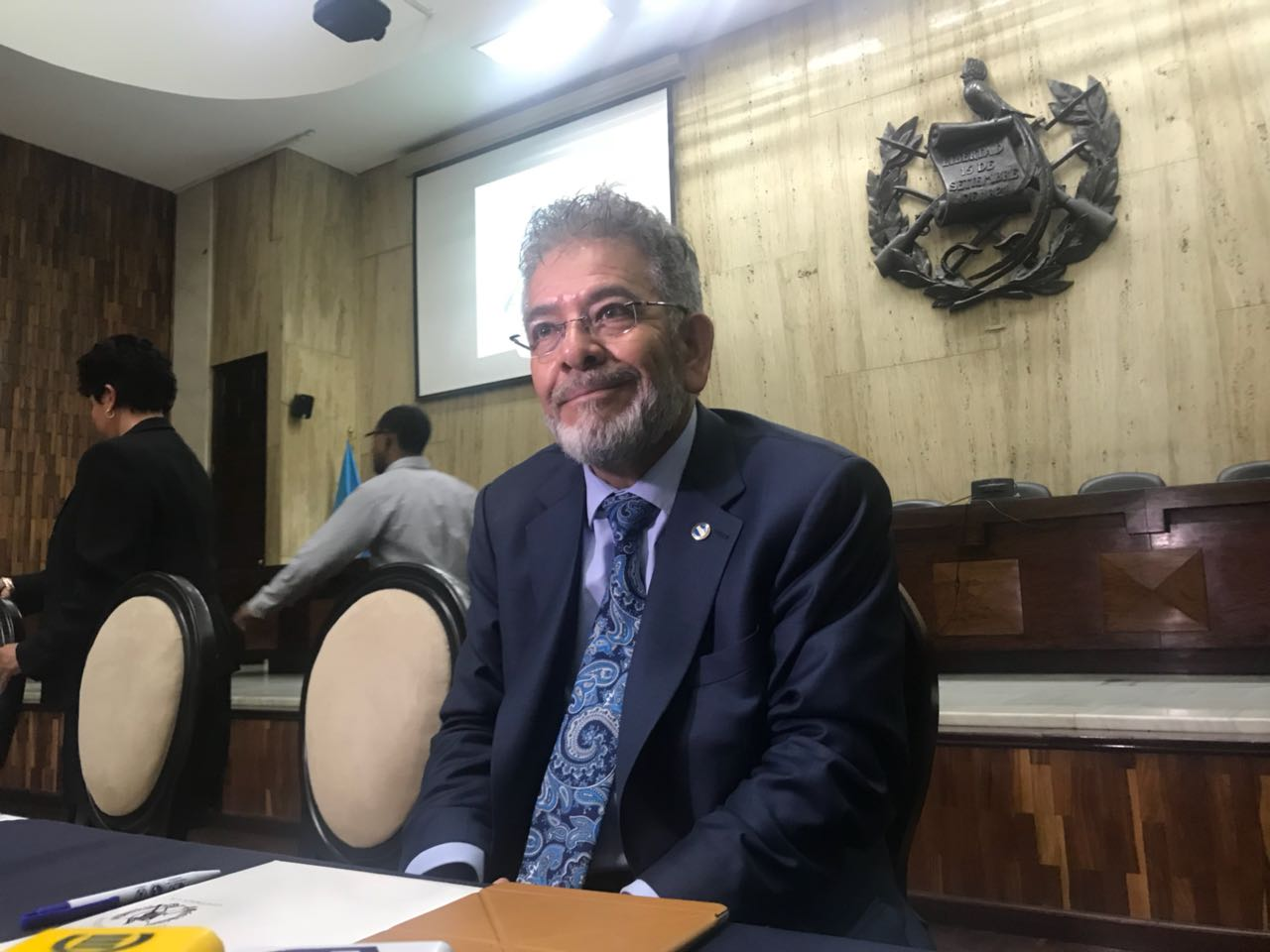 Miguel Ángel Gálvez EU Emisoras Unidas Guatemala