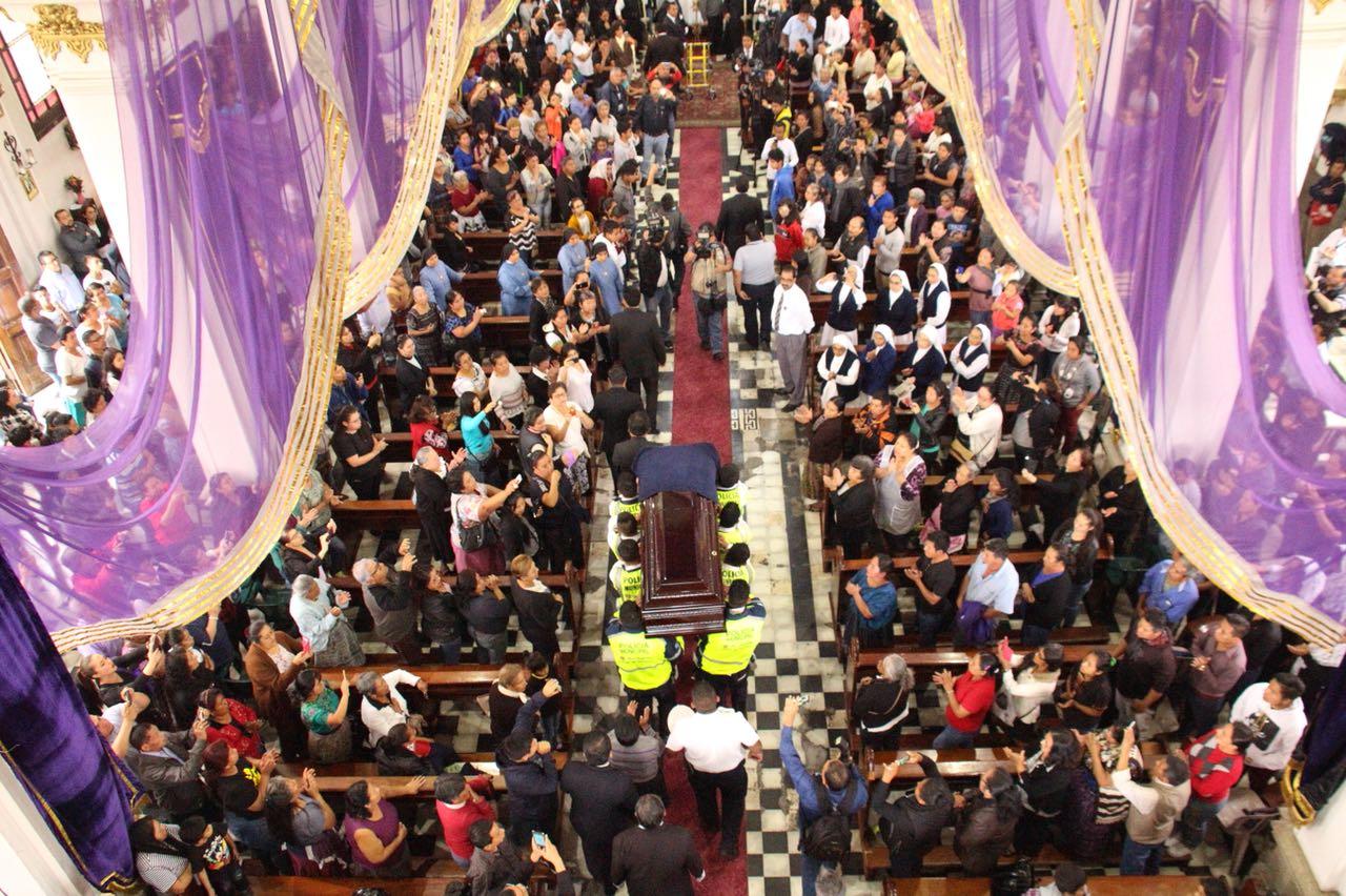 Parroquia Nuestra Señora de los Remedios EU Emisoras Unidas Guatemala