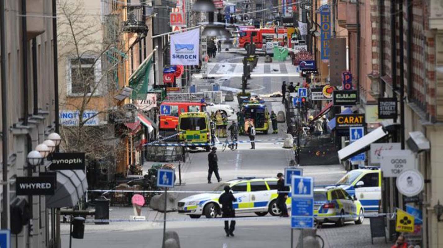 Autor de atentado de Estocolmo no lamenta nada de lo que hizo