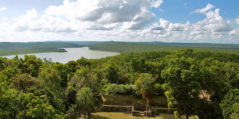 Biotopo Laguna del Tigre, EU, Emisoras Unidas, Guatemala