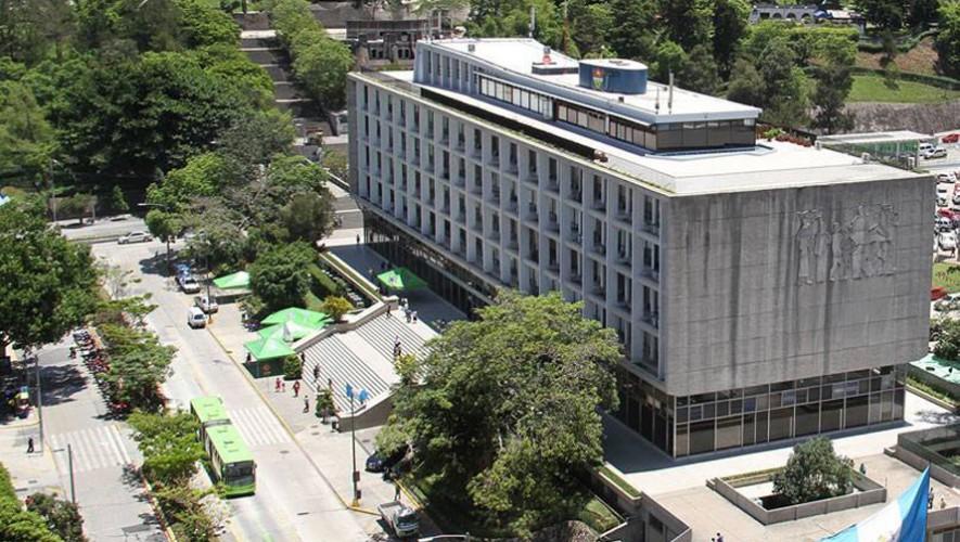 Boleto de ornato EU Emisoras Unidas Guatemala