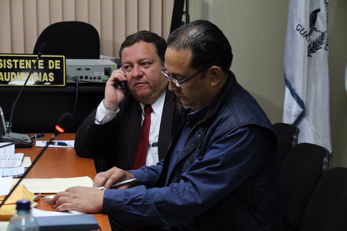 Samuel Morales EU Emisoras Unidas Guatemala