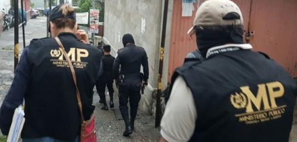 Allanamientos EU Emisoras Unidas Guatemala
