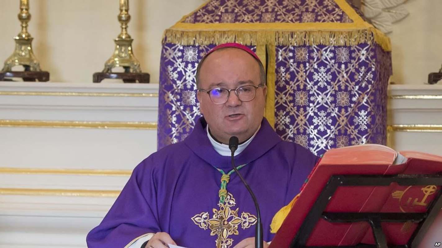 Chile Enviado del Vaticano sobre abuso sexual fue hospitalizado