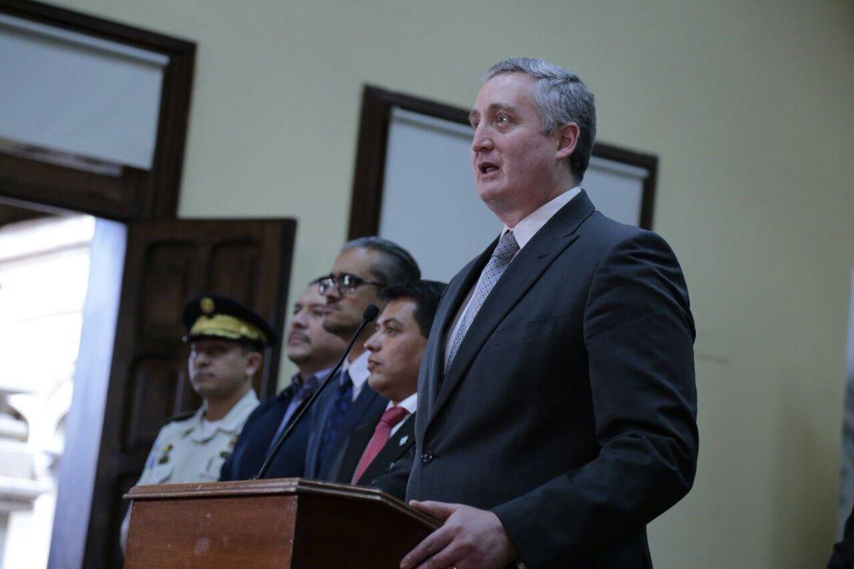 Enrique Degenhart EU Emisoras Unidas Guatemala