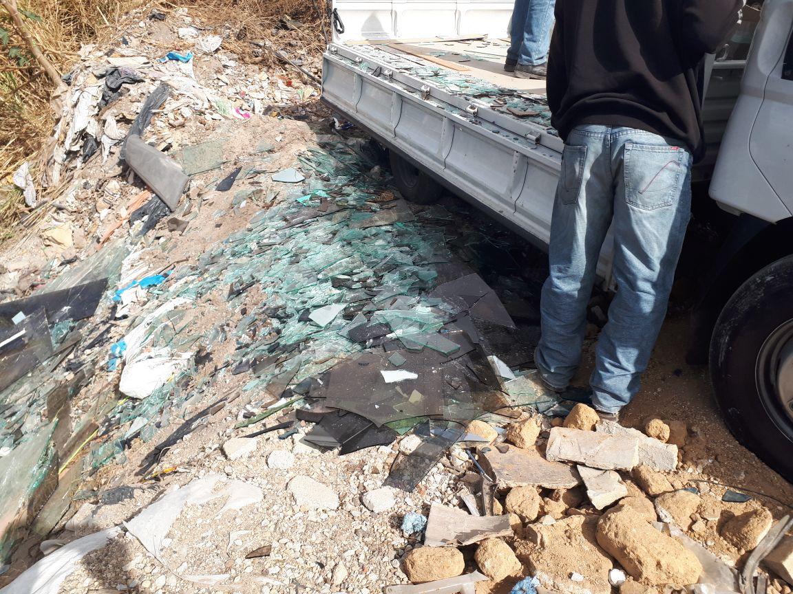 Capturados por tirar basura EU Emisoras Unidas Guatemala