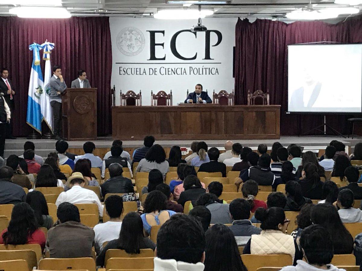 Juan Francisco Solórzano Foppa EU Emisoras Unidas Guatemala
