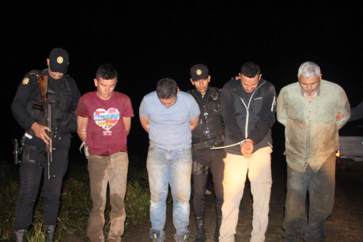 Coronel capturado EU Emisoras Unidas Guatemala