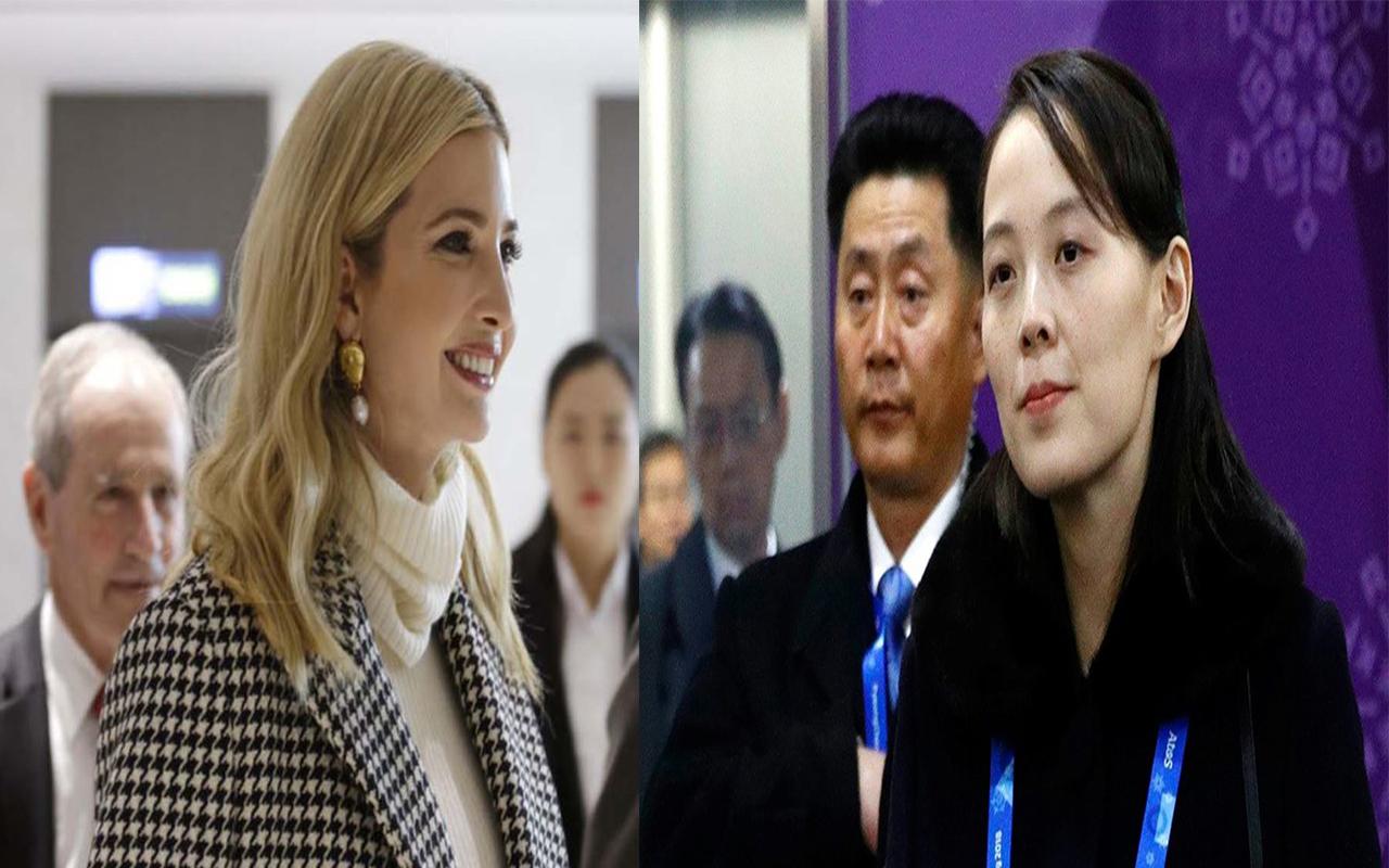 Febrero: Corea del Sur con la visita de dos mujeres poderosas
