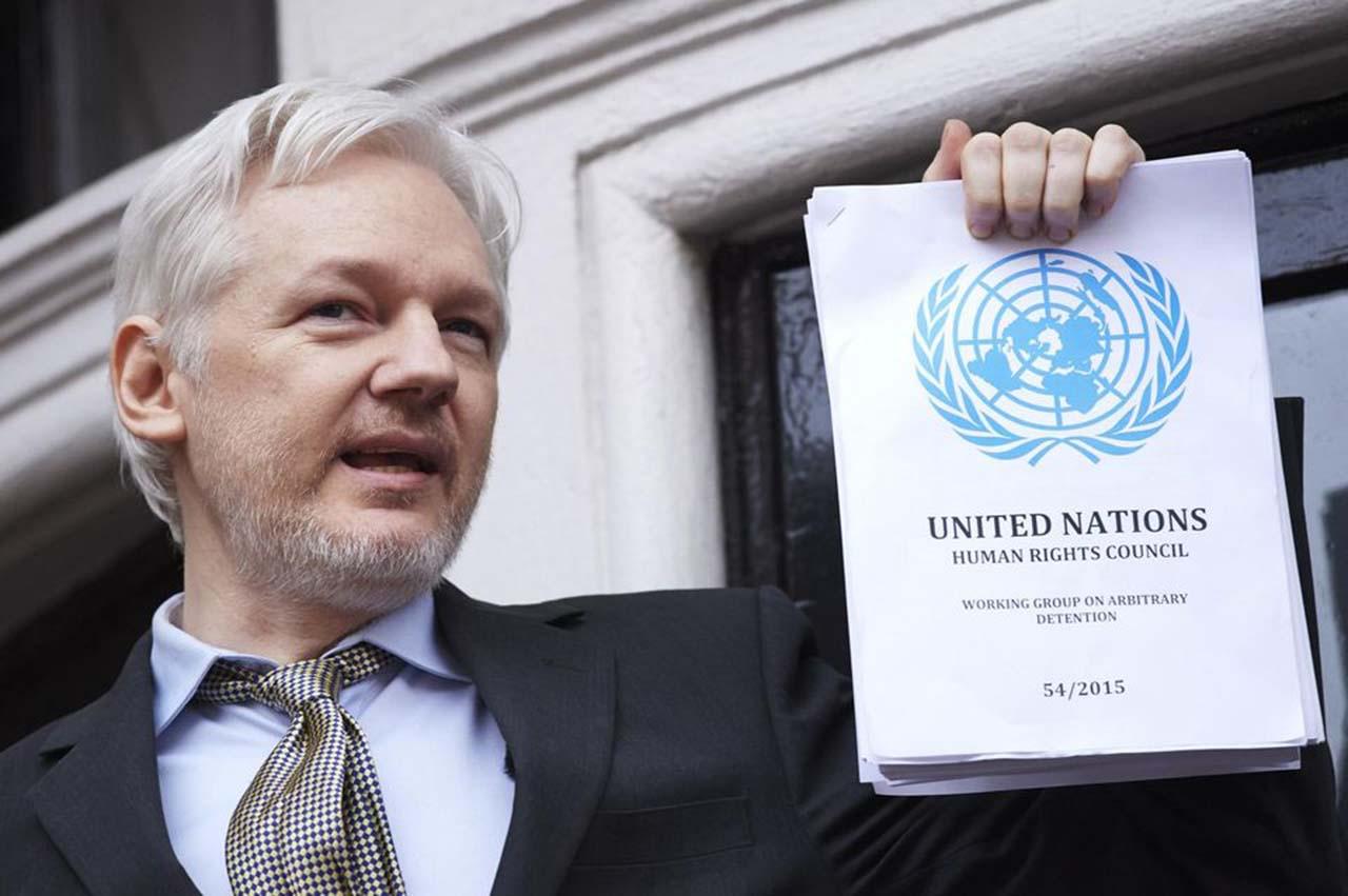 Fechas clave de la batalla judicial de Julian Assange