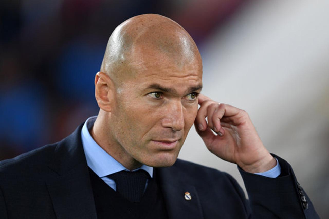 """""""Hacer lo que sabemos durante 90 minutos"""", dice Zidane sobre el París SG"""
