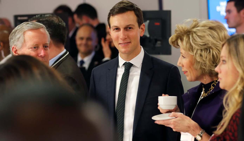 Investigan en EEUU contactos de Jared Kushner con inversores extranjeros