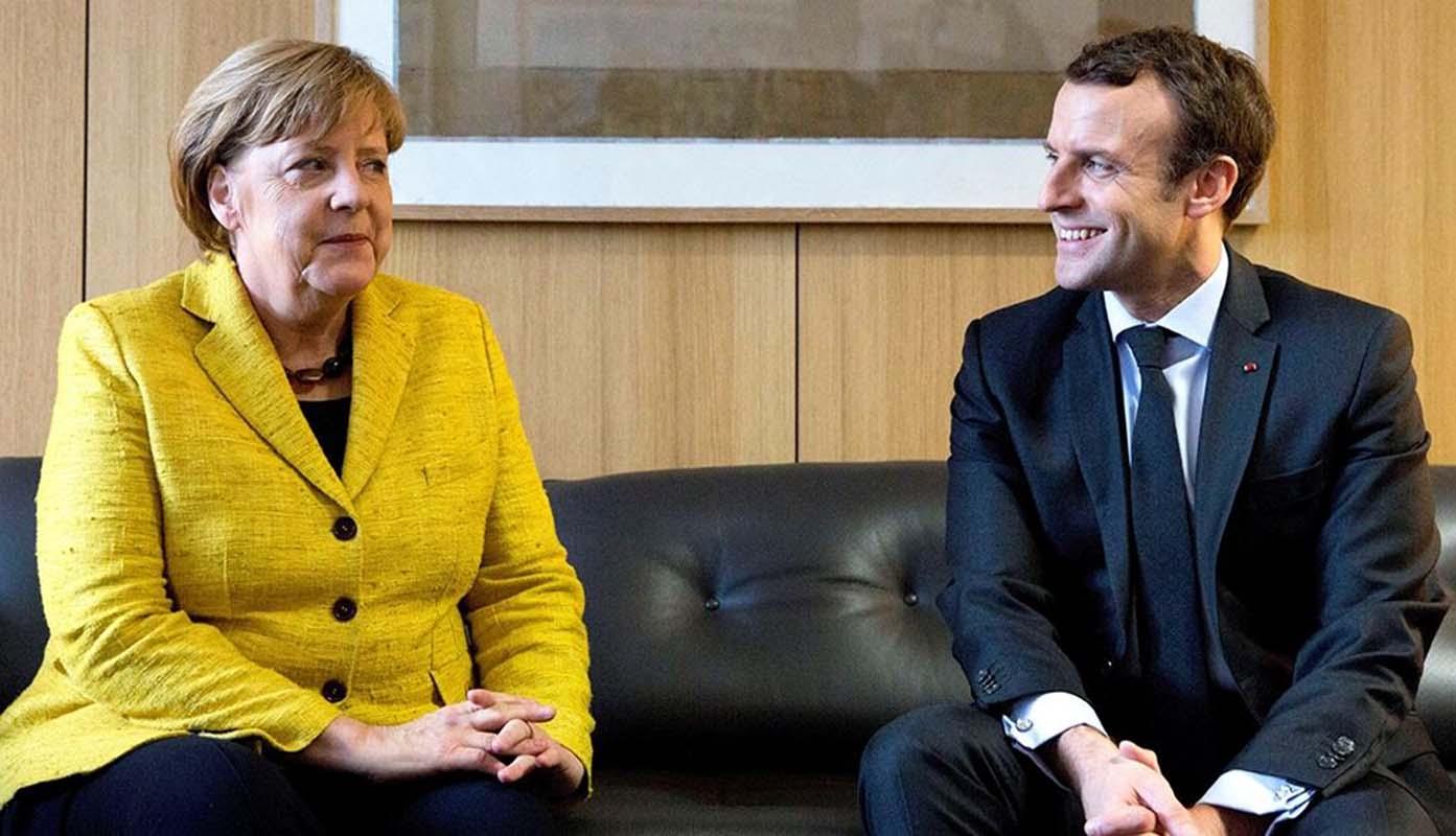 Merkel se distancia de Macron sobre reforma de elecciones europeas