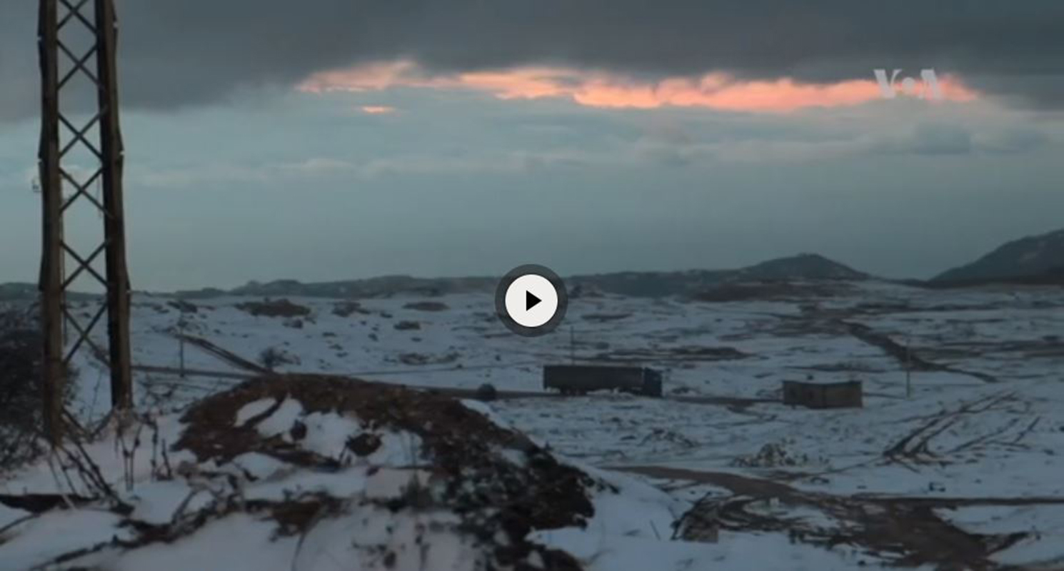 Otro enemigo para los refugiados sirios: el invierno